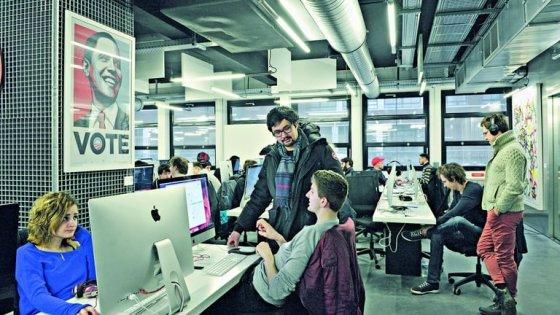 Aubervilliers, le startup delle banlieue