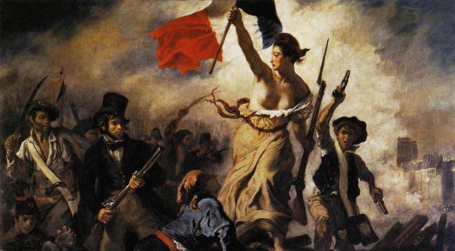 la révolution, c'est maintenant? image illustrative